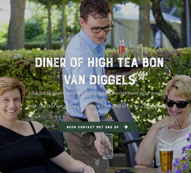 Restaurant Diggels - Westerbork