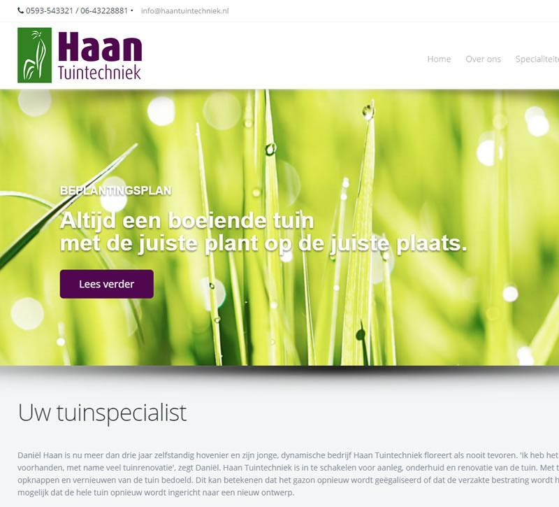 Haan Tuintechniek