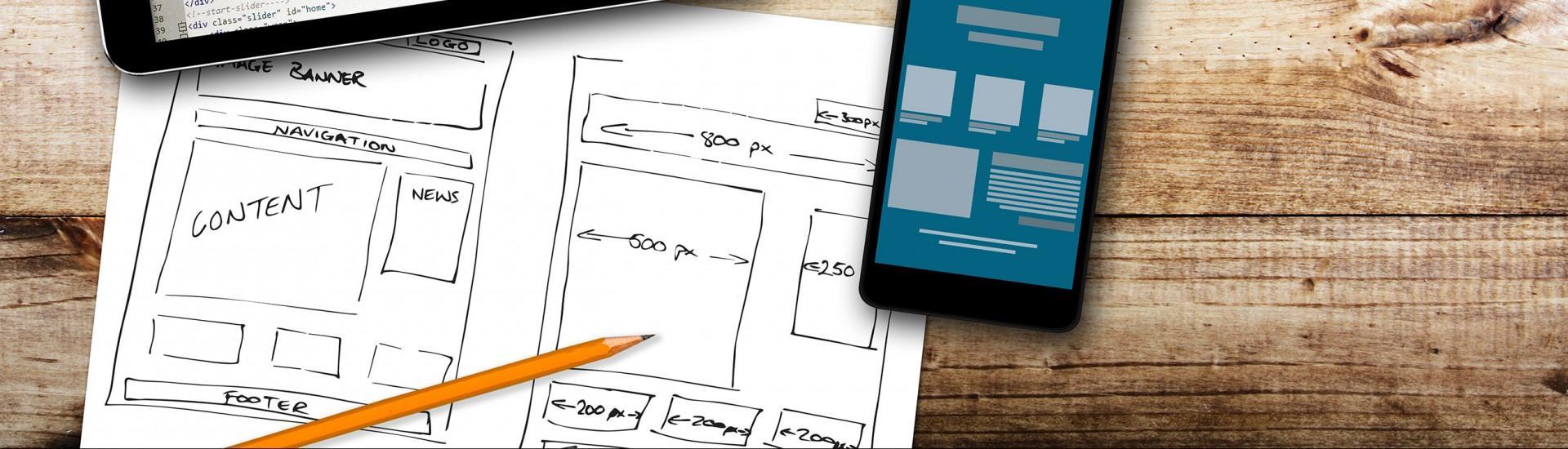 Professioneel webdesign bij BS Connect